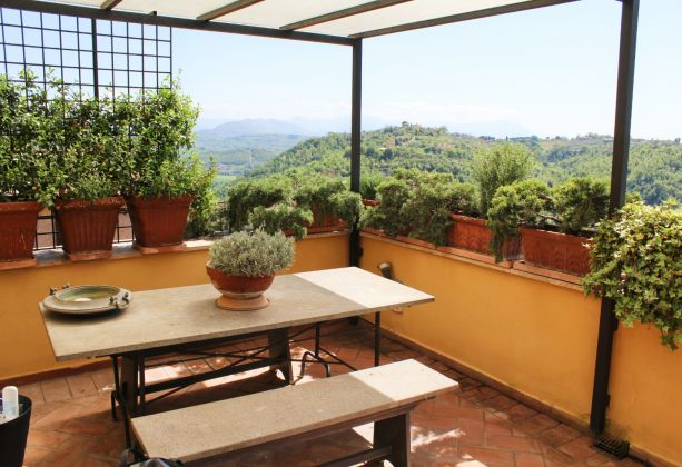 Exclusive apartment for sale in the mediaeval castle of Filacciano - 30 min from Rome - image 12