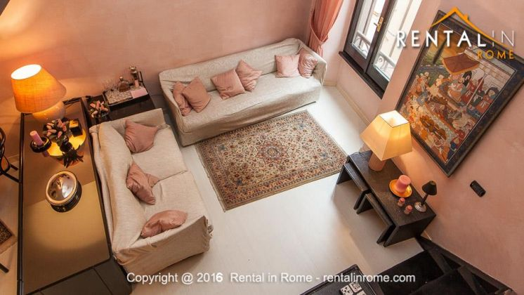 LONG TERM SPECIAL PRICE-FURNISHED LOFT IN NAVONA-ALL INCLUSIVE - image 7