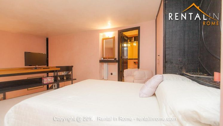 LONG TERM SPECIAL PRICE-FURNISHED LOFT IN NAVONA-ALL INCLUSIVE - image 9