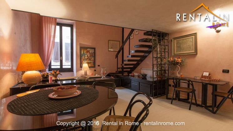 LONG TERM SPECIAL PRICE-FURNISHED LOFT IN NAVONA-ALL INCLUSIVE - image 4