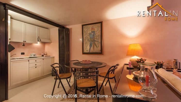 LONG TERM SPECIAL PRICE-FURNISHED LOFT IN NAVONA-ALL INCLUSIVE - image 5
