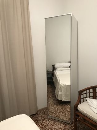 IKEA PAX Wardrobe White and Mirror Doors - image 6