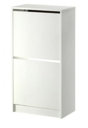 Shoe Rack - Bissa IKEA White - image 3