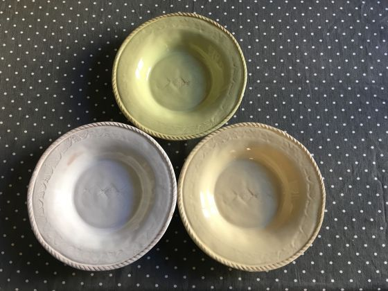 Set of Vietri dishes - made in tuscany - image 4