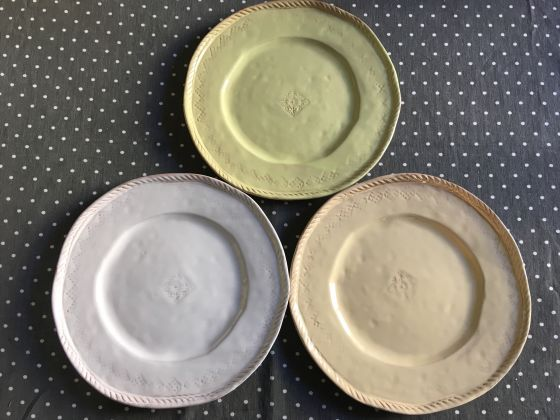 Set of Vietri dishes - made in tuscany - image 3