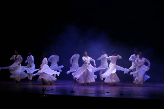 VIVARTA - A Kathak Dance Performance to celebrate 70  years of India-Italy Diplomatic relations - image 4