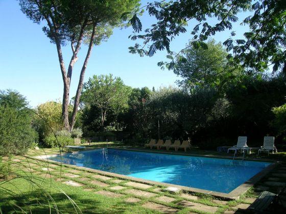 Rent prestigious villa Cassia Grottarossa - image 31
