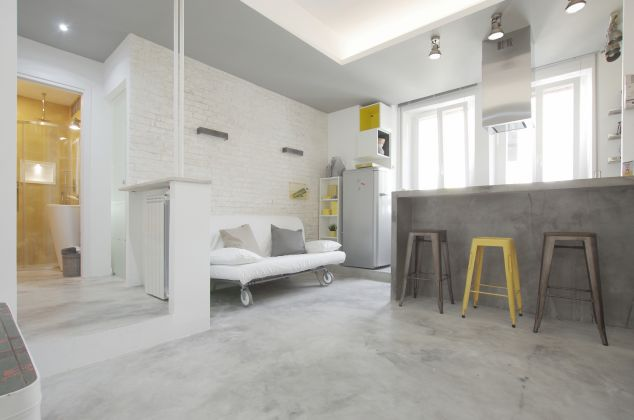 Gorgeous studio apartment in Rome available from November, 1st  2018 - image 9