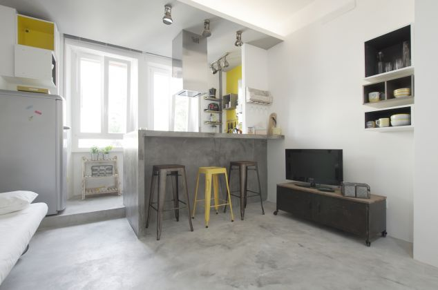 Gorgeous studio apartment in Rome available from November, 1st  2018 - image 10
