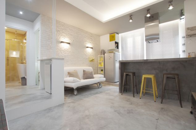Gorgeous studio apartment in Rome available from November, 1st  2018 - image 19