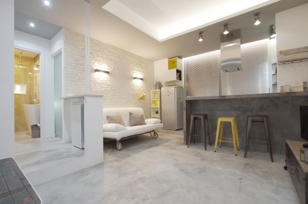 Gorgeous studio apartment in Rome available from November, 1st  2018 - image 20
