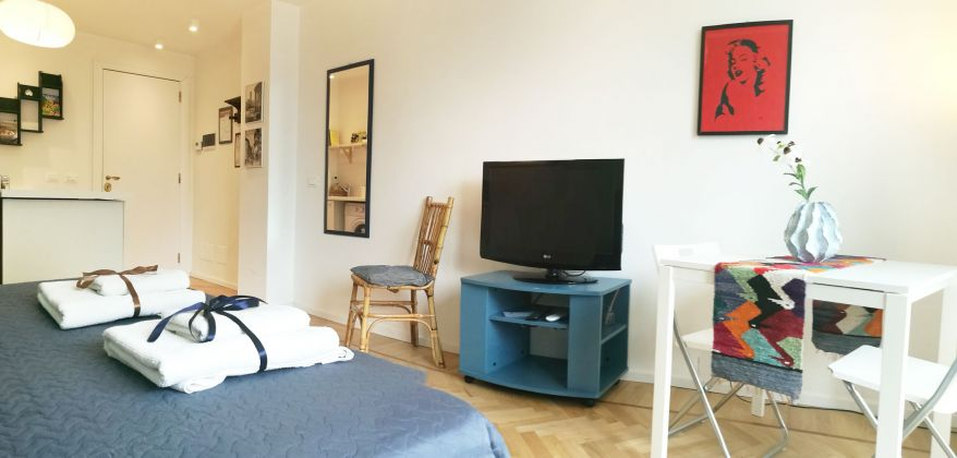 Cosy and brand new studio flat in the heart of Pigneto - image 8