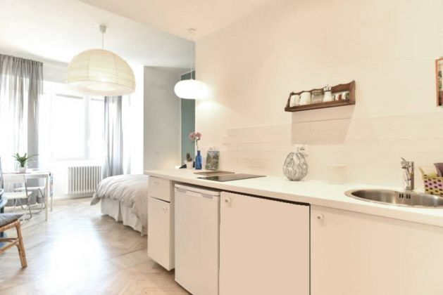 Cosy and brand new studio flat in the heart of Pigneto - image 9