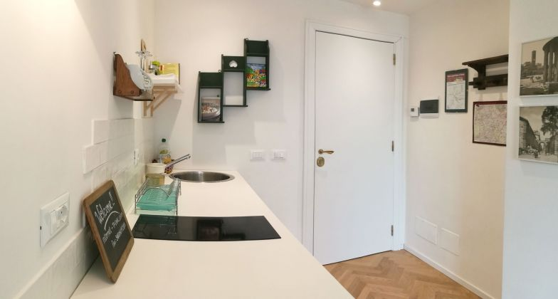 Cosy and brand new studio flat in the heart of Pigneto - image 4
