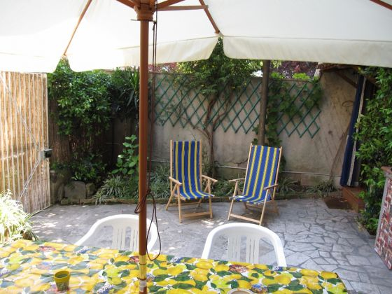 Apartment with garden a few steps from metro A station Cipro and Vatican - image 3