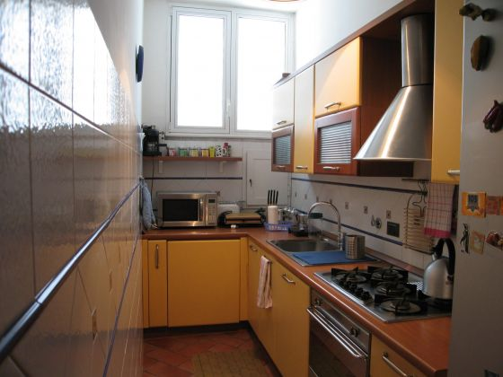 Apartment with garden a few steps from metro A station Cipro and Vatican - image 7