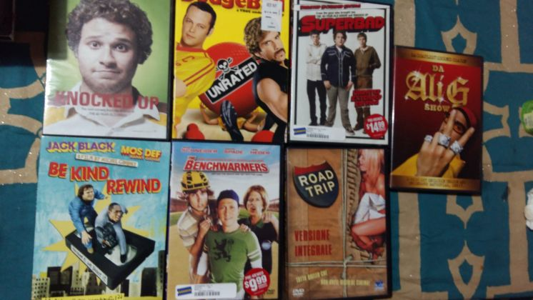 Lot of 15 comedy DVDs in English - image 4