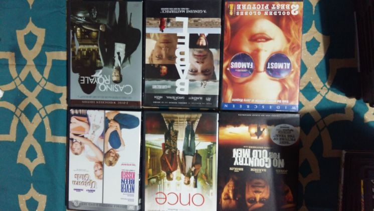 Lot of 16 DVDs in English - image 3