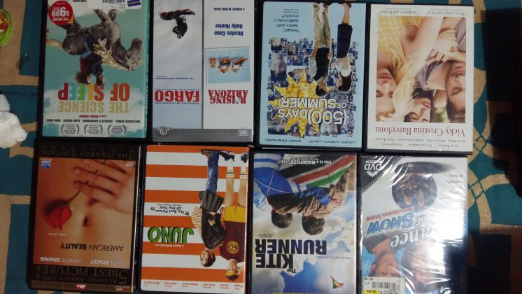 Lot of 16 DVDs in English - image 4