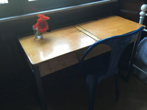 Vintage School Desk - image 3