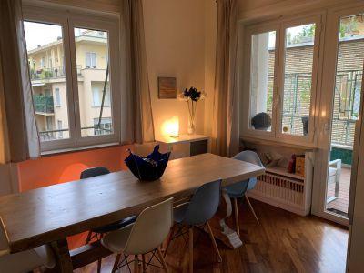 3-bedroom flat near Villa Borghese & the Zoo - image 5