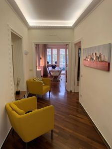 3-bedroom flat near Villa Borghese & the Zoo   AVAILABLE: IMMEDIATELY. - image 3