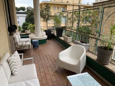 3-bedroom flat near Villa Borghese & the Zoo   AVAILABLE: IMMEDIATELY. - image 1