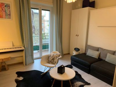 3-bedroom flat near Villa Borghese & the Zoo   AVAILABLE: IMMEDIATELY. - image 8