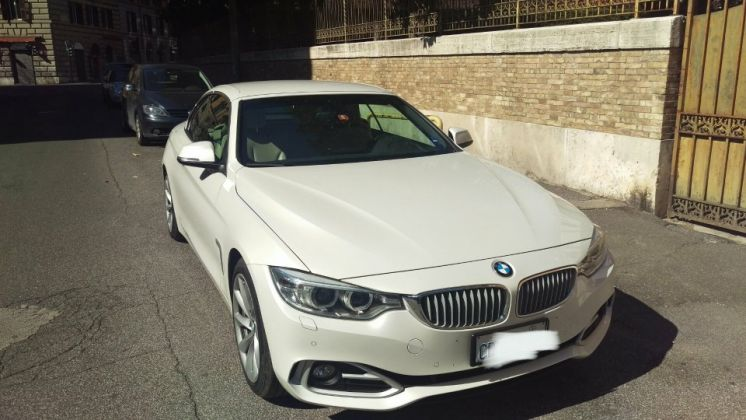 BMW 428i Convertible for Sale - CD plates - image 1