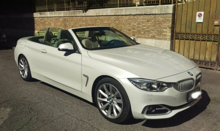 BMW 428i Convertible for Sale - CD plates - image 4