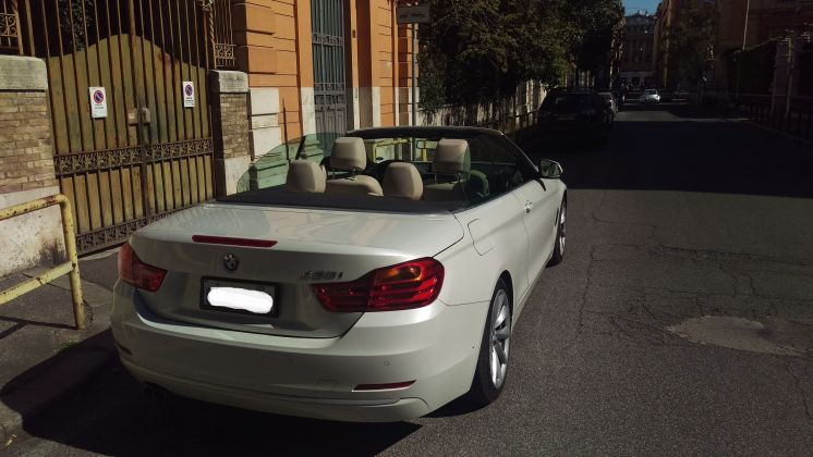 BMW 428i Convertible for Sale - CD plates - image 3