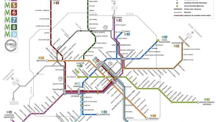 Metrovia in Rome - image 1