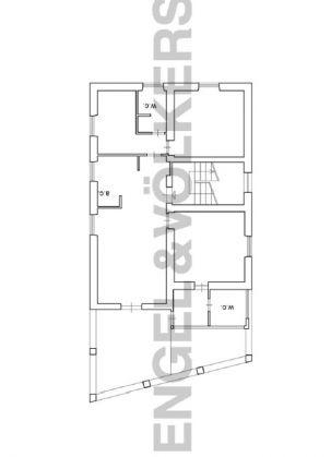 Renovated apartment for rent in Via dei Pioppi - image 15