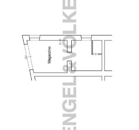 Renovated apartment for rent in Via dei Pioppi - image 14