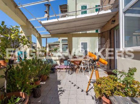 Renovated apartment for rent in Via dei Pioppi - image 12