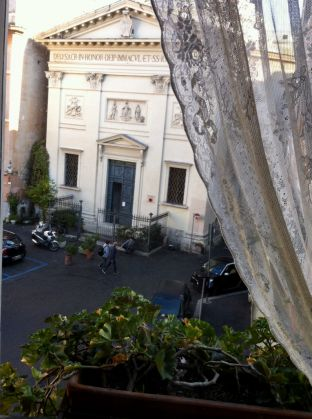 A cozy apartment with an amazing view in Trastevere - image 1