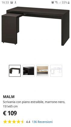 IKEA desk free - image 3