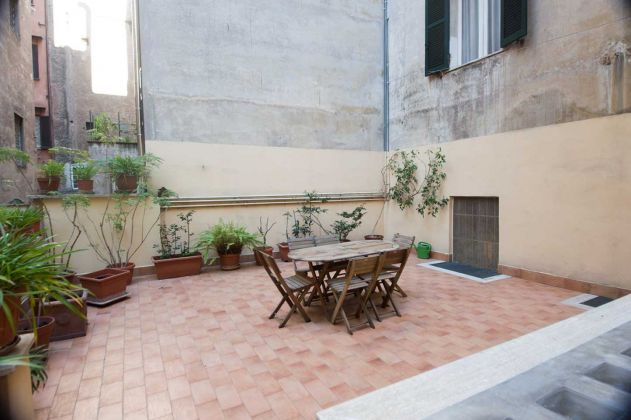 Monti area close Coliseum apt 120 m2 1st floor with terrace - image 3