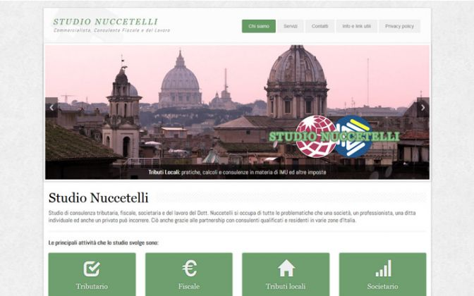 Web designer and webmaster available in Rome - image 4