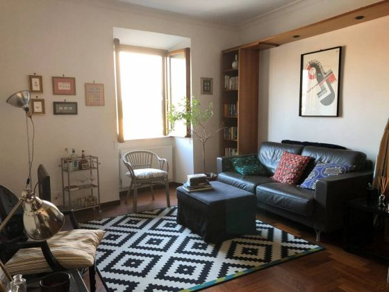 Trastevere - Piazza San Cosimato - 2 bedroom lovely remodeled flat - image 1