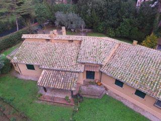 Valleranello/EUR  detached house 360 sqm and garden 5000 sqm - image 1