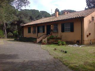 Valleranello/EUR  detached house 360 sqm and garden 5000 sqm - image 5