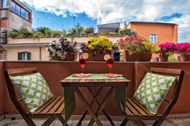 Cosy, Sunny Studio near Piazza del Popolo / Piazza di Spagna - image 1