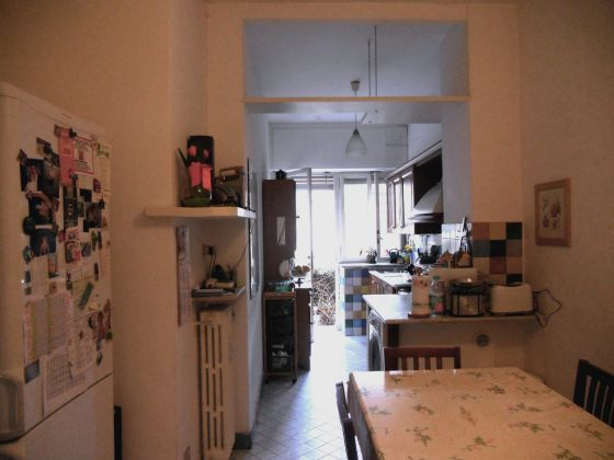 Apartment with garden in Cassia area - image 4