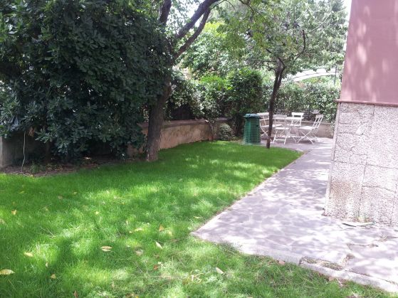 Apartment with garden in Cassia area - image 9
