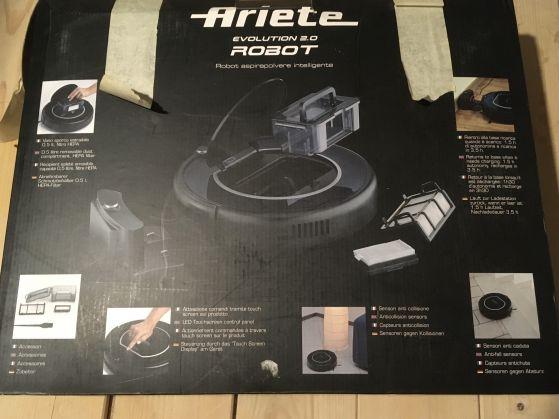 Vacuum Cleaner Robot Ariete - image 1