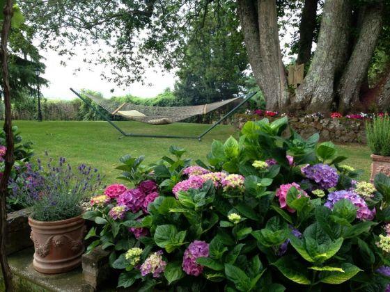 Beautiful garden villa in northern Lazio 'Borghi piu belli d'Italia' - image 3
