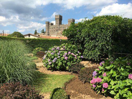 Beautiful garden villa in northern Lazio 'Borghi piu belli d'Italia' - image 11