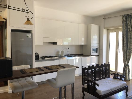 2 bedroom fully furnished flat Ponte Testaccio - image 3