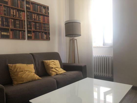 Bright remodeled, 1-bedroom fully furnished flat - image 3